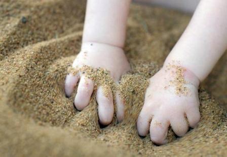 Метод песочной терапии