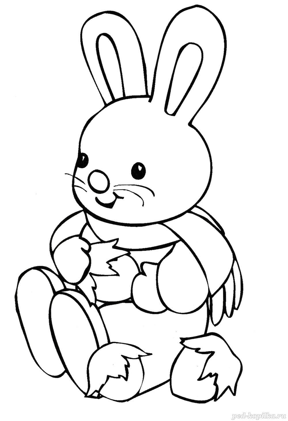 Заяц 3