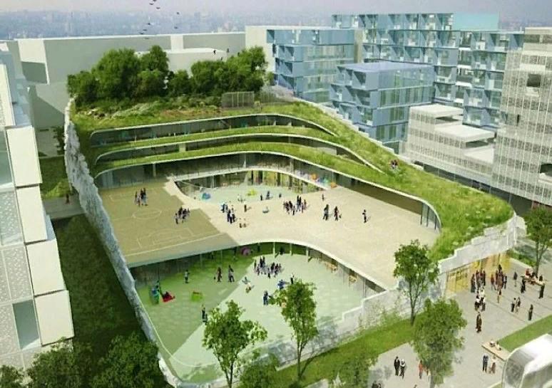 Экологическая школа